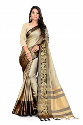 Fancy Cotton Silk Sarees