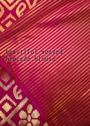 Party Wear Kanjivaram Silk Saree 1